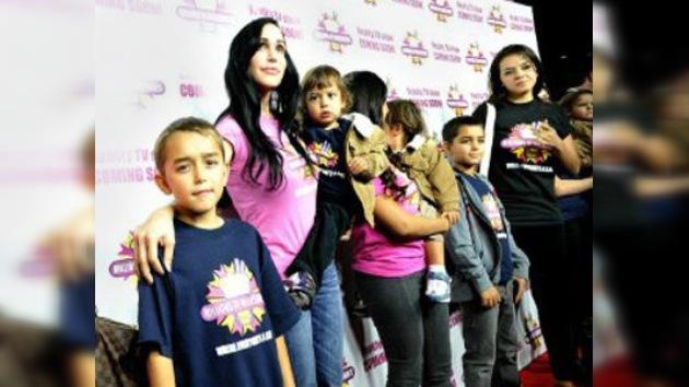 """Nadya Suleman, madre de 14 niños: """"Odio a mis hijos"""""""
