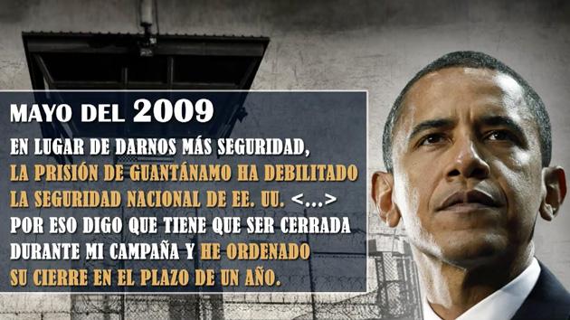 Resultado de imagen para falsas promesas barack obama