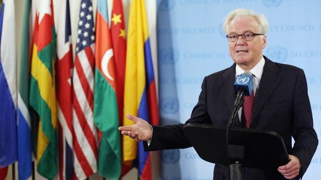 Moscú: La resolución de la ONU sobre Siria contradice al plan de Annan