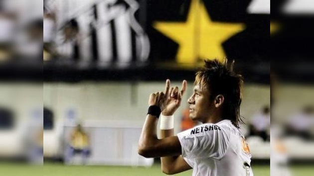Neymar marca otro gol estilo Maradona