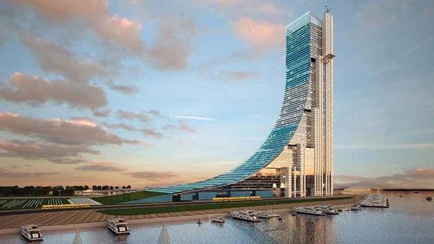 Fotos: Argentina anuncia la construcción del edificio más alto de América Latina