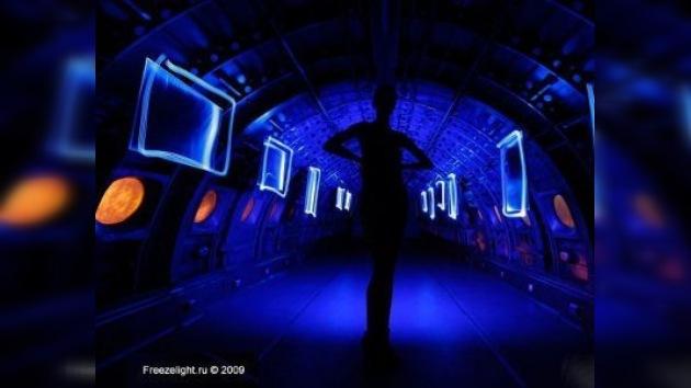 'La Creación del Museo' en haces de luz