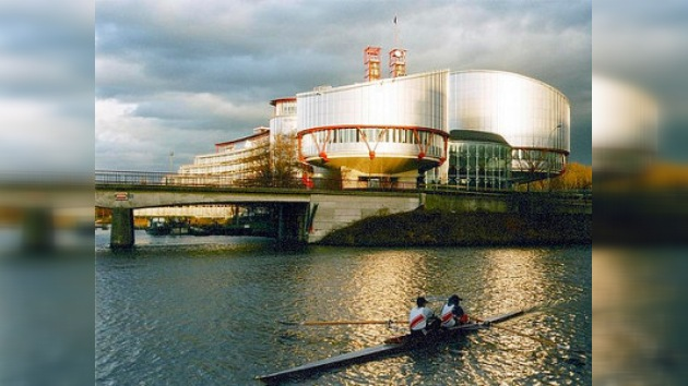 Rusia, lider en denuncias en términos relativos del Tribunal de Estrasburgo