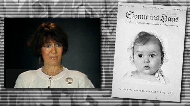 El bebé que 'engañó' al Tercer Reich: La perfecta niña nazi resulta que era judía