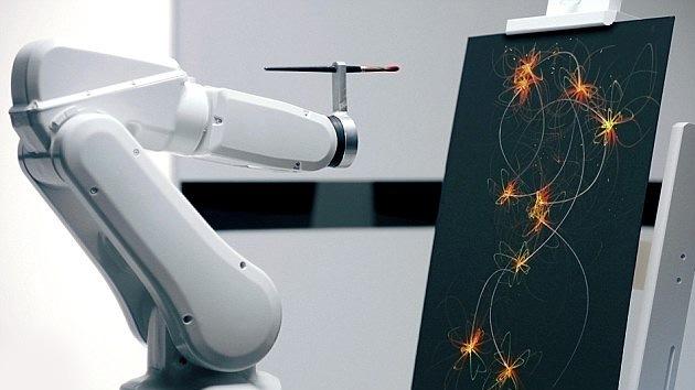 Robots 'se cuelan' en habitaciones de hoteles para 'dibujar' el sueño de los huéspedes