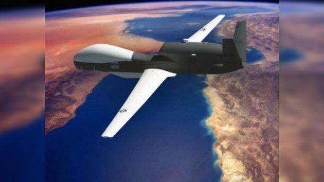 Irán derriba aviones espía occidentales