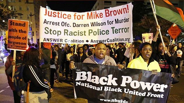 """EE.UU.: Activistas propalestinos convocan en Ferguson un """"fin de semana de resistencia"""""""