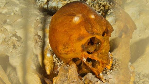 Hallan en México el esqueleto humano más antiguo de América, de 12.000 años
