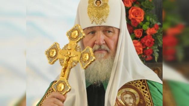 La iglesia ortodoxa de Rusia realiza una colecta para rescatar a Grecia