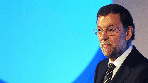 """Rajoy: """"España no tiene otra alternativa"""""""