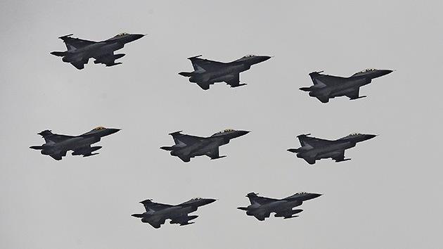AFP/ F-16 Us air force