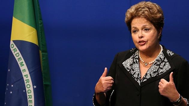 Dilma Rouseff aboga por un mayor acercamiento estratégico entre Brasil y Rusia