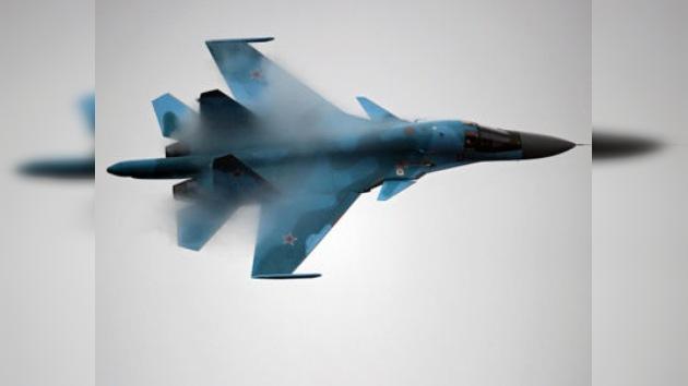 Las Fuerzas Aéreas rusas, dispuestas a comprar nuevos bombarderos Su-34