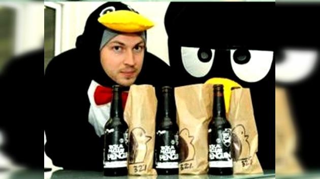 Sale a la venta en Escocia  una cerveza con el 32% del alcochol