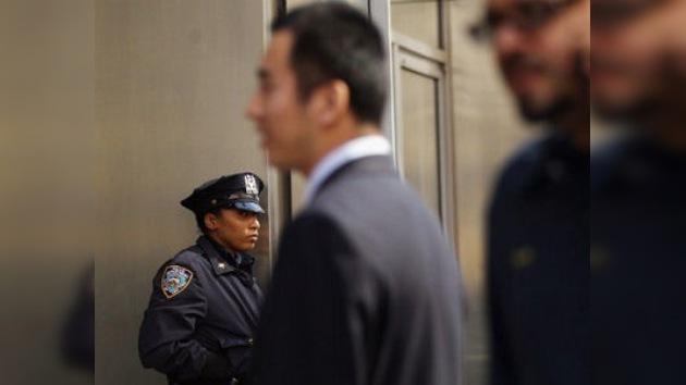 La Policía de Nueva York espía a grupos opositores legales