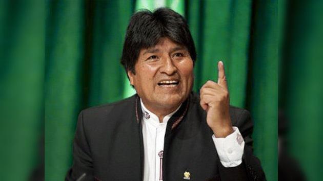 """Morales: """"La tarea de EE. UU. era cooptarme, neutralizarme o derrotarme"""""""