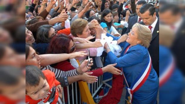 Michelle Bachelet, ¿otra vez a la Presidencia de Chile?