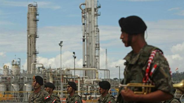 Repsol descubre un importante yacimiento de gas en Perú