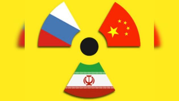 Irán no está dispuesto a contraer vínculos con Pekín y Moscú