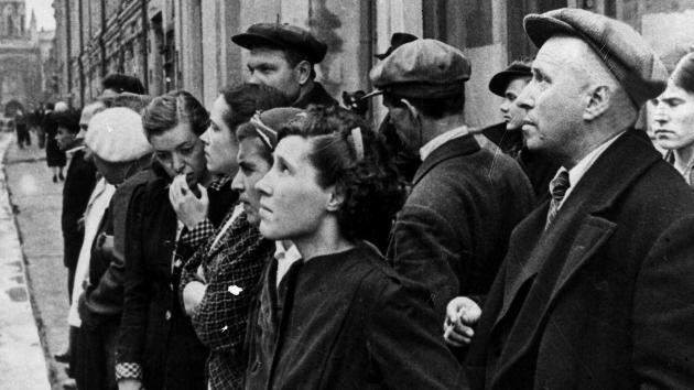 73 años del inicio de la Gran Guerra Patria en la URSS