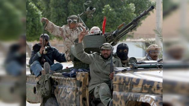 La UE ofrece protección terrestre a los convoyes humanitarios en Libia