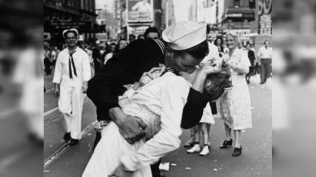 Muere la protagonista de la foto más famosa de la Segunda Guerra Mundial