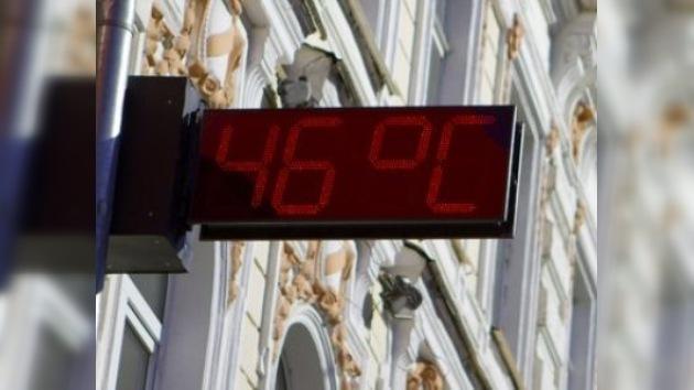 ¿No tuvo la culpa el calentamiento global del calor extremo en Rusia?