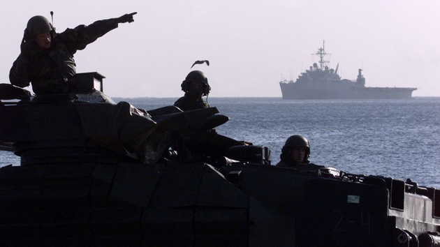 'Misión imposible': EE.UU. ni disuade ni actúa