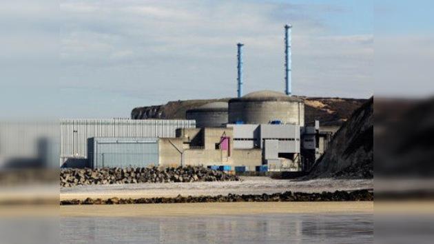 Un reactor nuclear en Francia, detenido por una alarma de incendio