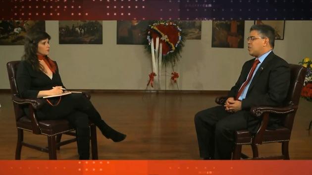 Elías Jaua en 'Detrás de la noticia': No descartamos que el cáncer de Chávez fue inducido