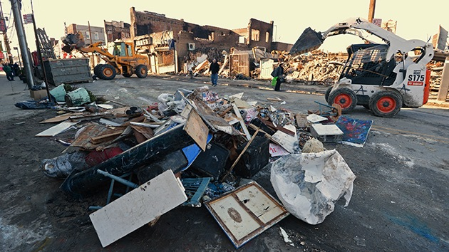 El Huracán Sandy privó a la Policía de Nueva York de pruebas cruciales