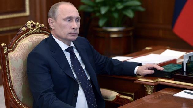 "Putin: ""Rusia ha vendido 5.600 millones de dólares en armas en seis meses"""
