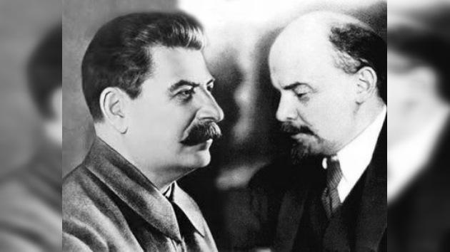 Simpatías por Lenin caen, a Stalin le odian menos