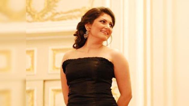 Una solista del Teatro Bolshói debuta en la Ópera Nacional de Letonia