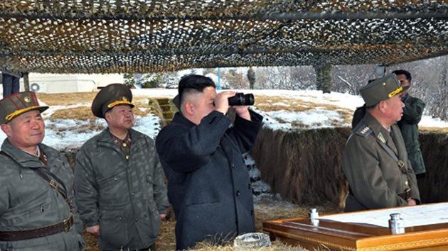 Kim Jong-un insta a prepararse para la guerra en territorios enemigos