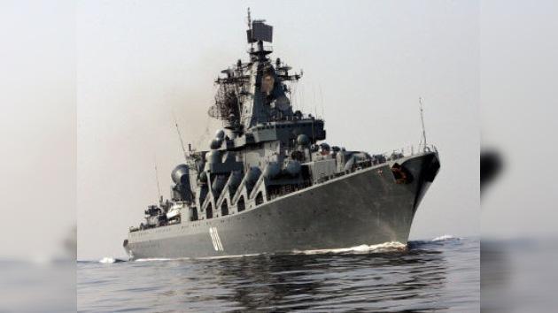 La Flota rusa 'saca músculo' en el Pacífico