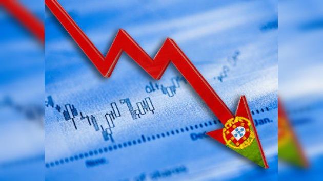 La suspensión de pagos se cierne sobre Portugal