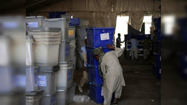 Se investigarán más de 3.000 irregularidades en las elecciones afganas