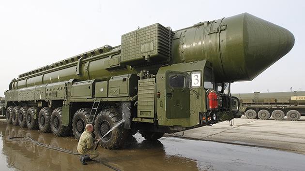 Video: Rusia realiza el lanzamiento de un misil balístico intercontinental Tópol-M