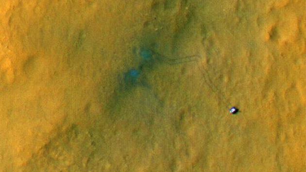 Una investigación plantea que en Marte nunca hubo agua