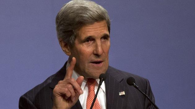 John Kerry advierte a China y Rusia de posibles represalias por el caso Snowden