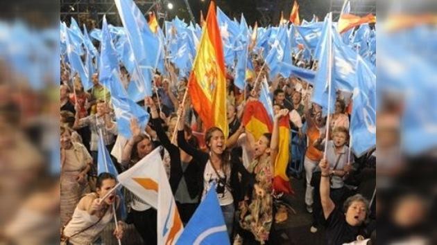 El Partido Popular arrasa en las elecciones municipales y autonómicas en España