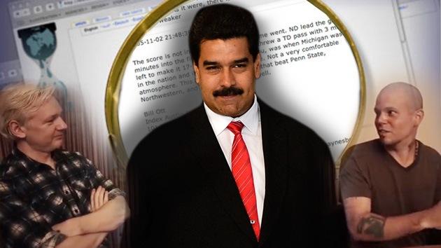 Balance semanal: Los superpoderes de Maduro, masiva filtración de WikiLeaks y Noruega transportará armas químicas sirias