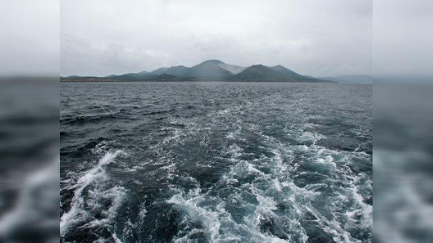 Se hunde un buque con tripulación rusa cerca de la isla de Sajalín