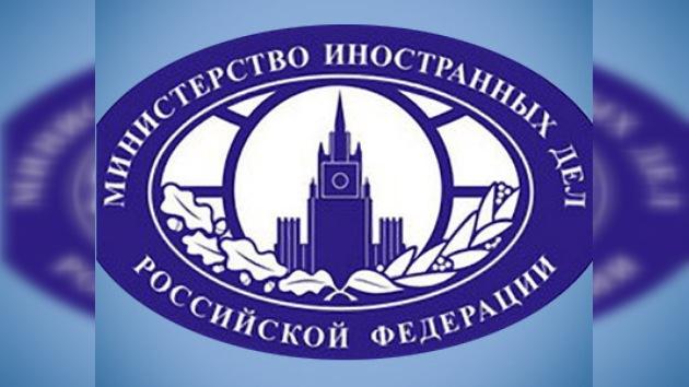Discurso semanal del Ministerio de Relaciones Exteriores de Rusia
