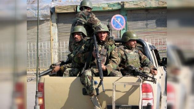 EE. UU. y Afganistán acuerdan la transferencia de centros de detención