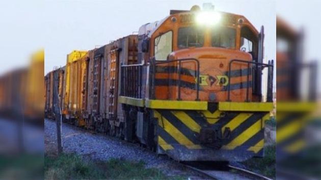 Bolivia anuncia la nacionalización de los ferrocarriles