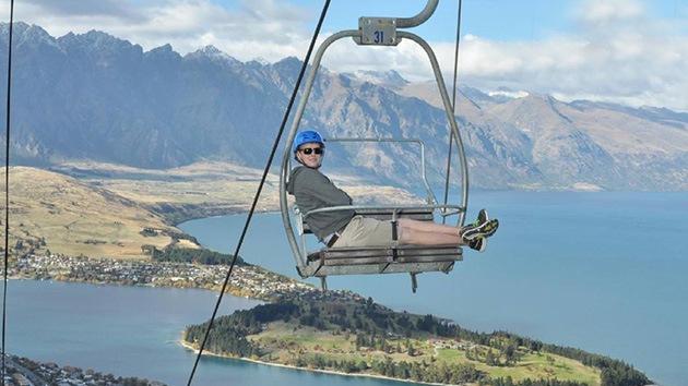 Un hombre cae desde una altura de 15 pisos y sobrevive en Nueva Zelanda