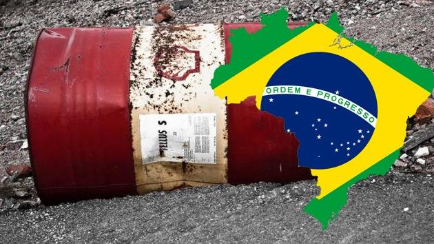 Brasil demanda a Shell y BASF por contaminación