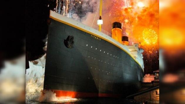 Familiares recordarán la tragedia del Titanic en un crucero